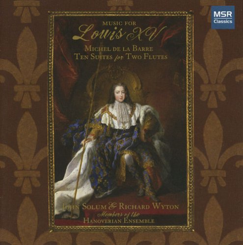 Music for Louis XV