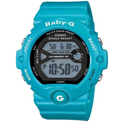 Casio Damas Baby-G Cuarzo: Batería JAPAN Reloj (Modelo de Asia) BG-6903-2D