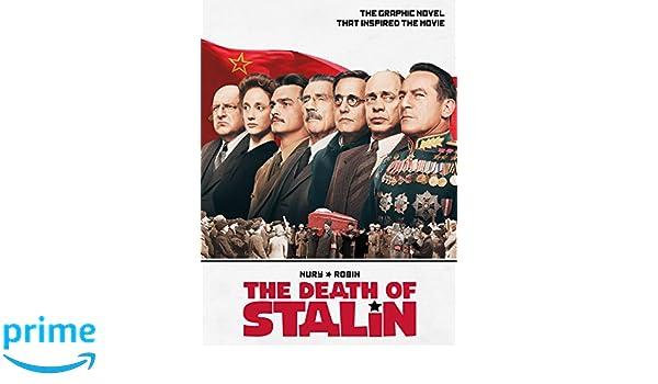 Amazonfr The Death Of Stalin Fabien Nury Thierry Robin