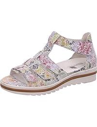Femmes Sandalettes offwhite Multi couleur, (offwhite) 351802-177-148
