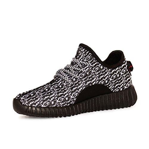 AMBASSADOR ,  Damen Sneaker Low-Tops Schwarz / Weiß