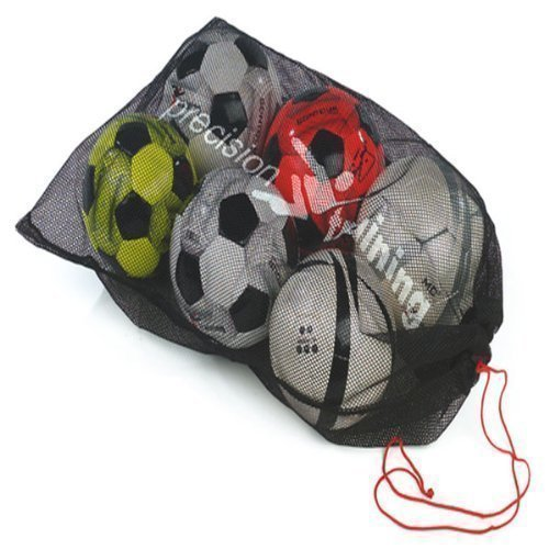 Precision Training 10 Football Ball Mesh Sack