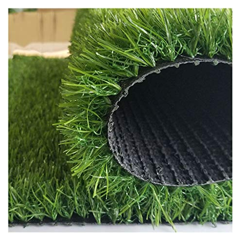 3,3 ft * 3,3 ft Berlin 30 mm Florhöhe Kunstrasen |High Density Fake Turf