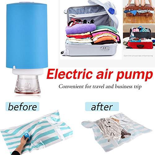 Mini Automatic Compression Vacuum Pump Multifunktionale Elektrische Vakuumpumpe USB Wiederaufladbare Tragbare Vakuumierer Für Hotel, Restaurant, Küche, Haus, Im Freienreise