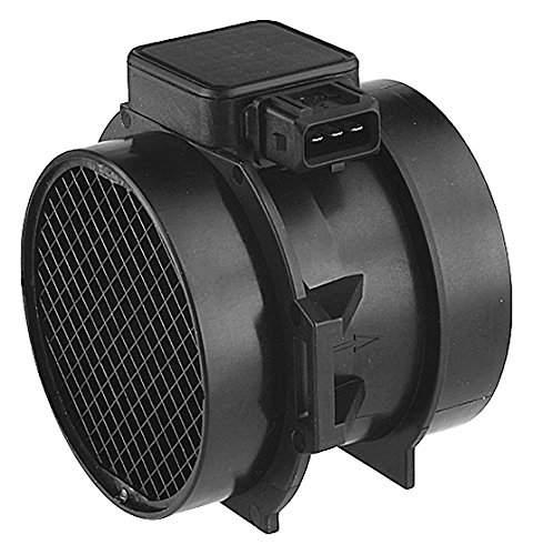 HELLA 8ET 009 142-021 Luftmassenmesser, Anschlussanzahl 3, Montageart Rohrstutzen