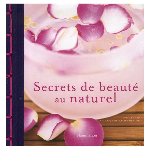 Secrets de beauté au naturel