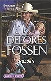 Holden (Harlequin Intrigue Large Print)