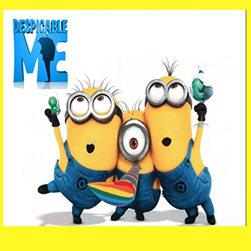 Image of Despicable Me: The Unofficial Complete Guide