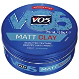 VO5 Extreme Style Matt Clay, 75 ml, Pack of 3