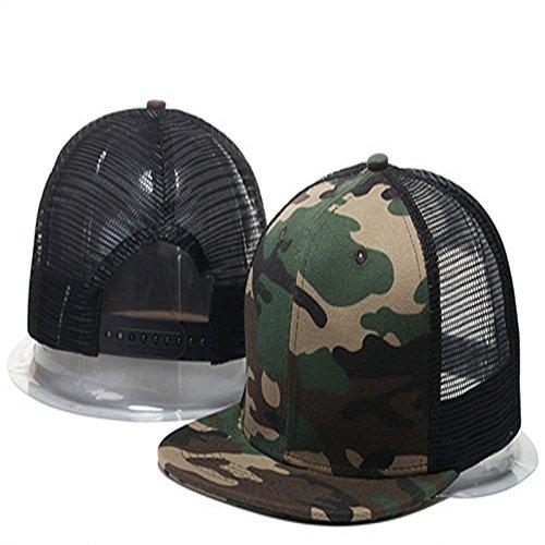 Baseball-hüte Deckel (Llxln Männer Frauen Baseball Caps Snapback Caps Hüte Hip Hop Frauen Flacher Deckel Hatb)