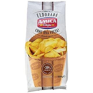 Amica Eldorada Low Fat, 5er Pack (5 x 130 g)