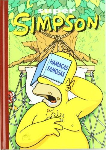 Hamacas famosas (Súper Simpson 15) (B CÓMIC)
