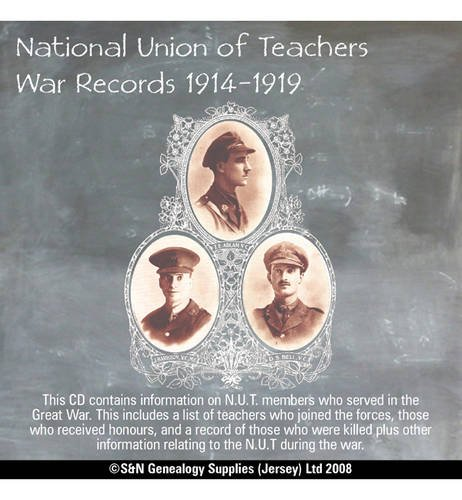 National Union (National Union of Teachers War Records 1914-1919)