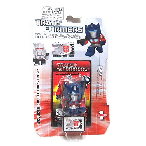 Optimus Prime Transformers G1 30th Anniversary Series 1 Mini-Figur 1 - Transformers G1 Serie