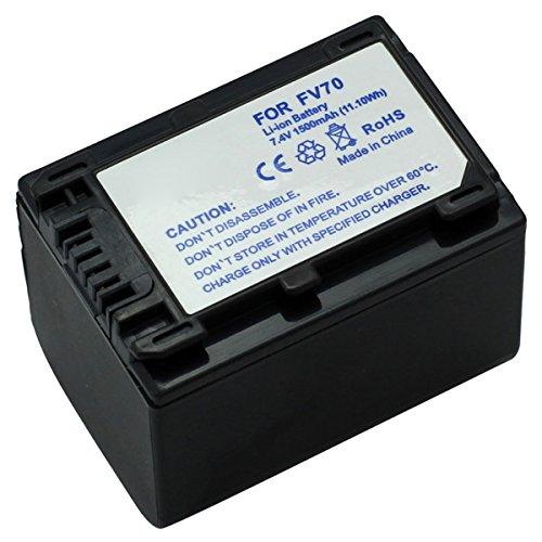 roxs batería para videocámara Sony HDR-CX115E