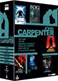 UNIVERSAL Coffret John Carpenter - Fog + Invasion Los Angeles + New York 1997 + Prince des Ténèbres + The Thing + Le villlage des damnés