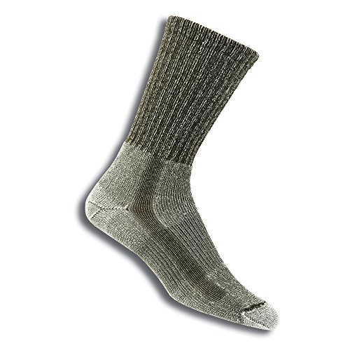 Thorlo Light Hiking Crew Socken - SS18 - 43-46.5 (Sock Coolmax Hiking Crew)