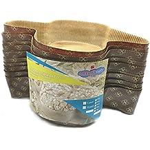 Molde COLOMBA 750 gr – 10 piezas – pirottino desechable de papel de horno - Ideal