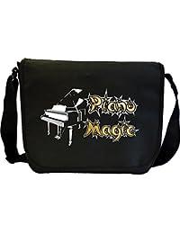 Piano Magic - Sheet Music Document Bag Musik Notentasche MusicaliTee