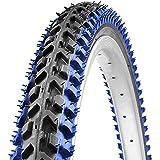 Ralson 26 X 1.95 inch Nylon Storm MI Blue MTB Cycle Tyre Good Grip