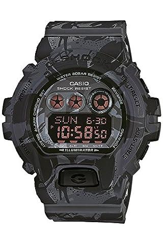 Casio Herren - Armbanduhr Digital Harz GD-X6900MC-1ER