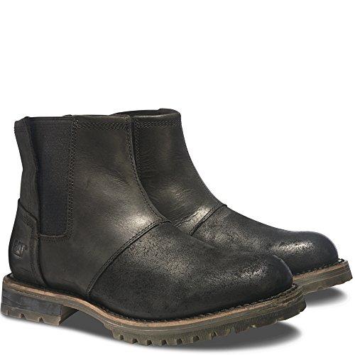 CAT FOOTWEAR - Boots STATEN - black Schwarz