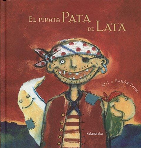 El pirata pata de lata (libros para soñar)