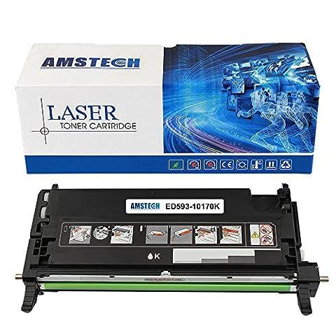 Amstech kompatibel toner 593-10170 Schwarz Tonerkartusche replacement fuer Dell 3110 3110CN, MFP 3115CN High Yield (8000 (Dell Mfp 3115cn)