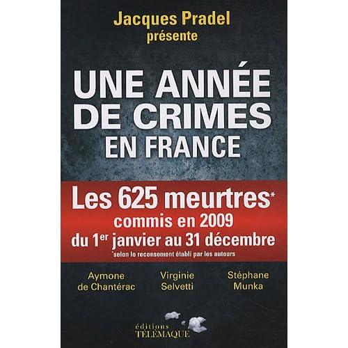 Une année de crime en France
