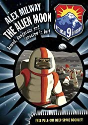 The Alien Moon (Mythical 9th Division)