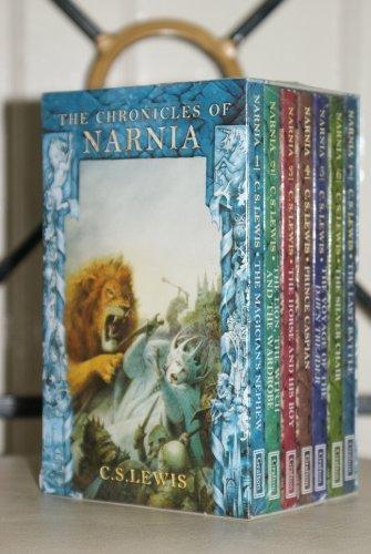 Narnia Slipcase