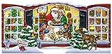 Weihnachten Fest Adventskalender