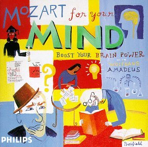 Mozart for Your Mind [Import anglais]
