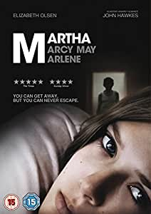 Martha Marcy May Marlene [DVD] [2012]