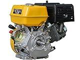 Rotek luftgekühlter 1-Zylinder 4-Takt 420ccm Benzinmotor, EG4-0420-H-S1