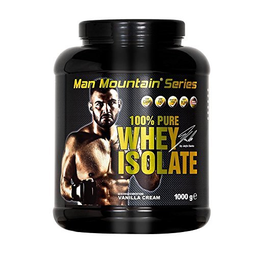 Man Mountain ® Series | 100% Pure Whey Isolate 1000g
