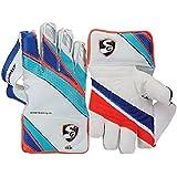 SG Supakeep Wicket Keeping Gloves (Color May Vary)