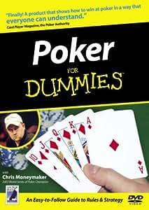 Poker For Dummies [UK Import]