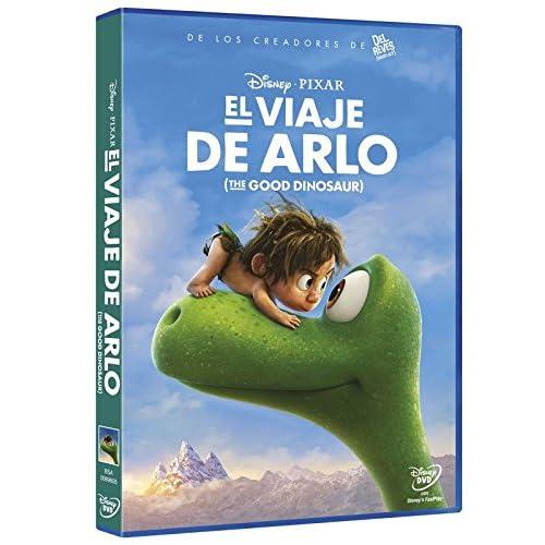 El Viaje De Arlo (The Good Dinosaur) [DVD] 1