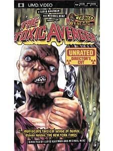 The Toxic Avenger [UMD Mini for PSP] [1985] [US Import]