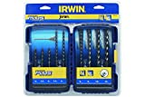 Irwin 10507111 Speedhammer Plus Drillbit (Set of 9) - Best Reviews Guide
