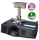 Projector Ceiling Mount for Canon LV-S300 LV-WX300 LV-WX300ST LV-X300 LV-X300ST