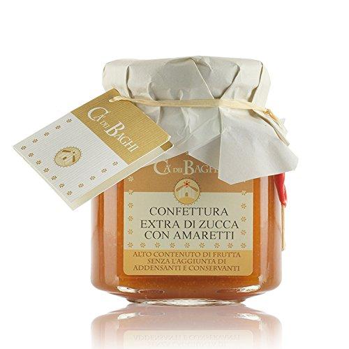 Confettura extra di Zucca e Amaretti 230