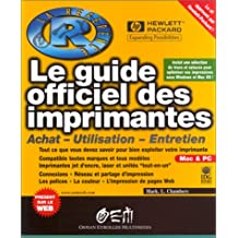 Guide officiel des imprimantes