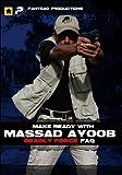 Panteao Productions: Make bereit mit Massad Hiob Lethal Force FAQ–pmr045–Selbstverteidigung–Verdeckte Carry–CCW–Schusswaffen Training–Training-Bohrmaschinen–DVD