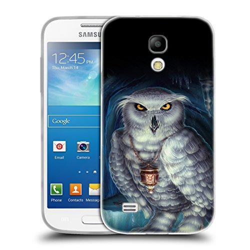 Offizielle Ed Beard Jr Botschafter Euele Von Dem Zauberer Fantasie Soft Gel Hülle für Samsung Galaxy S4 mini I9190