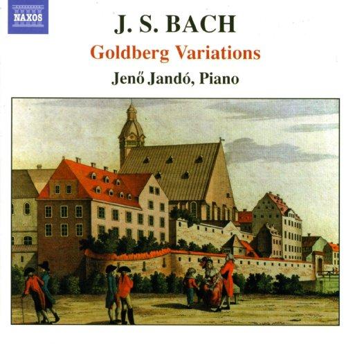 Bach, J.S.: Goldberg Variation...