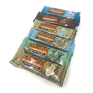 Grenade Carb Killa Mix Box 12 x 60g 3