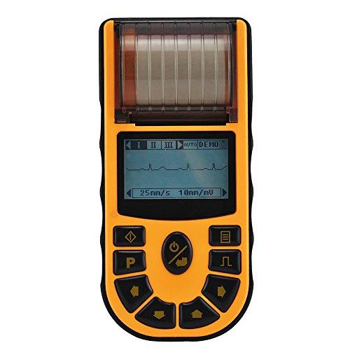 Denshine Digital 1 channel Handheld Electrocardiograph ECG Machine EKG Machine With Software (including Germany language)