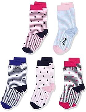 Tom Joule Mädchen Socken Jnr Sox Box
